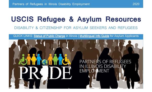 USCIS refugee resources